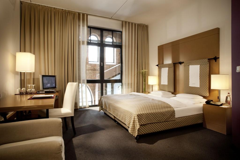 Atrium Zimmer Hotel Hamburg