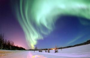 island-polarlicht