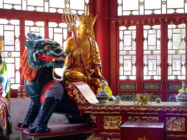china-drache-buddha