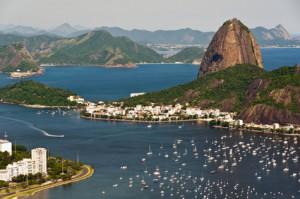 Zuckerhut Rio de Janeiro, Brazil