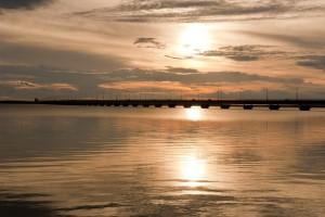 Ölandbrücke: Verbindung von Öland und Schweden